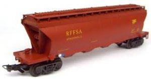 Hopper tank car RFFSA - HO