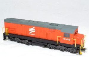 Spoornet class 35 diesel # 35 410 - HO (Powered)