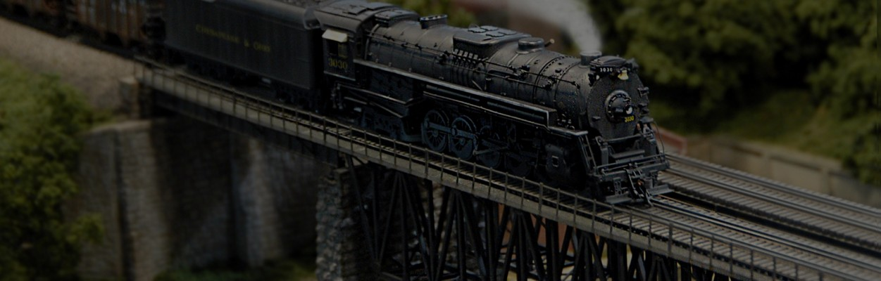 Dreamtrains - Online Model Train & Accessories Shop - Dream