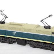 CPEF GE 5200 Electric Locomotive - HO (Powered)