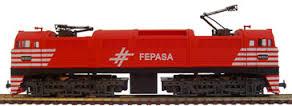 GE5400 FEPASA Electric Locomotive - HO (Powered)