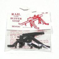 SL-40 Rail type buffer stop - HO/OO