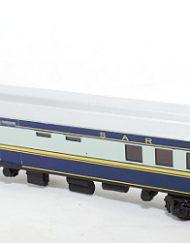 Old Blue Train Composite van