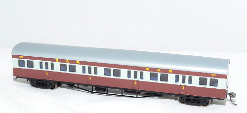 Suburban 3rd class