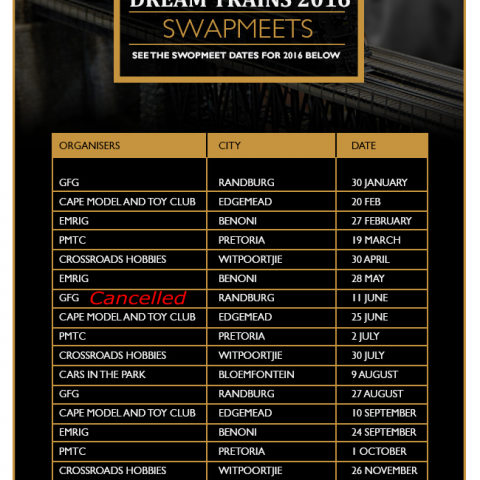 Swapmeet dates 20Apr2016