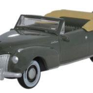 1941 Lincoln Continental Convertible (Grey) - HO