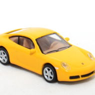 Porche Carrera S, yellow - HO