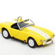 Shelby Cobra, yellow - HO
