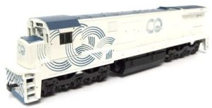 Quintela C30-7 Diesel Locomotive - HO (Powered)