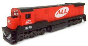 All (Phase III) C30-7 Diesel Locomotive - HO (Powered)