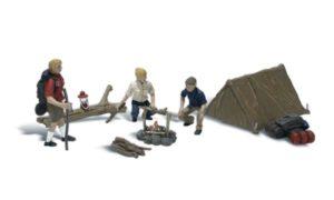 Campers - HO