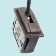 PL-26B Passing Contact Switch (Black)