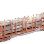 STJ rough timber wagon