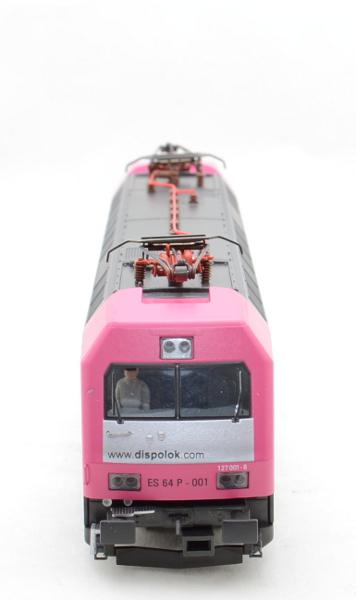 Euro sprinter pink ii