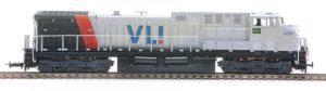 VL! diesel locomotive
