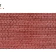 SSMP212 Brickwork Plain (4pcs) - HO/OO