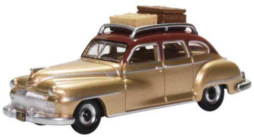 1946-1948 Desoto Suburban Sedan - HO