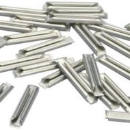 Piko A-Track Nickel Silver Railjoiners (24 pcs) - Code 100