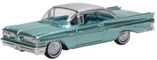 1959 Pontiac Bonneville (Seaspray Green) - HO