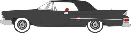 1961 Chrysler 300 Convertible (Black) - HO