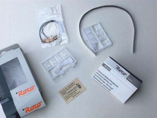 Universal Lighting kit - N scale