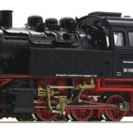 BR80 DC Steam Locomotive - HO (Powered)