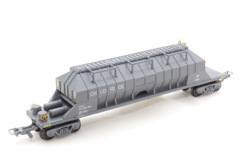 FCD-2 Chloride Wagon (TFR Grey) - HO