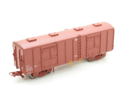 FZJ-9 Grain Wagon (SAR) - HO