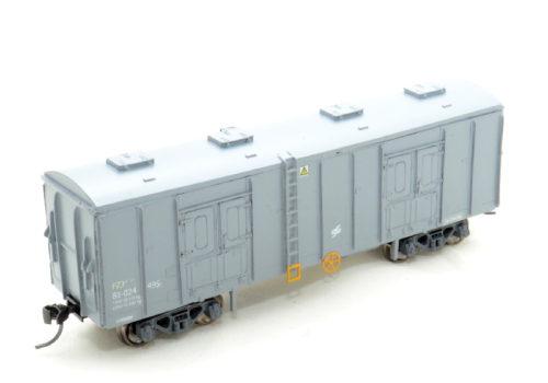 FZJ-9 Grain Wagon (Spoornet) - HO