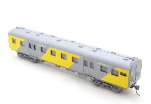 Metro-Plus 1st Class Coach (Kadee) - HO