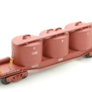 XBJ-3 Pot Lime Wagon (SAR) - HO