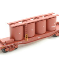XBJ-4 Pot Cement Wagon (SAR) - HO